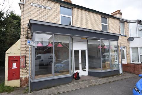 Shop to rent - Stanhope Terrace, Bideford