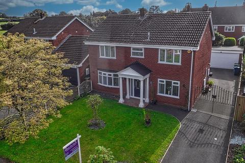 4 bedroom detached house for sale - Glebe Lane, Gnosall, Stafford