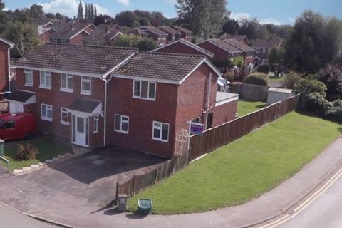 3 bedroom semi-detached house for sale - Brookhouse Way, Gnosall, stafford