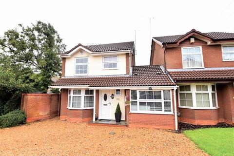 3 bedroom detached house for sale - Sworder Close, Luton