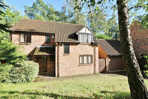 4 bedroom detached house for sale - Mardleywood, Welwyn