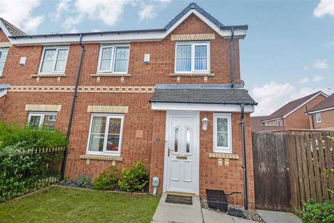 3 bedroom semi-detached house for sale - Callow Hill Drive, HULL, HU7