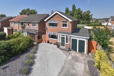 3 bedroom detached house for sale - Leamington Road, West Heath, Congleton