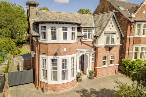5 bedroom detached house for sale - Ebers Road, Mapperley Park, Nottinghamshire, NG3 5DY