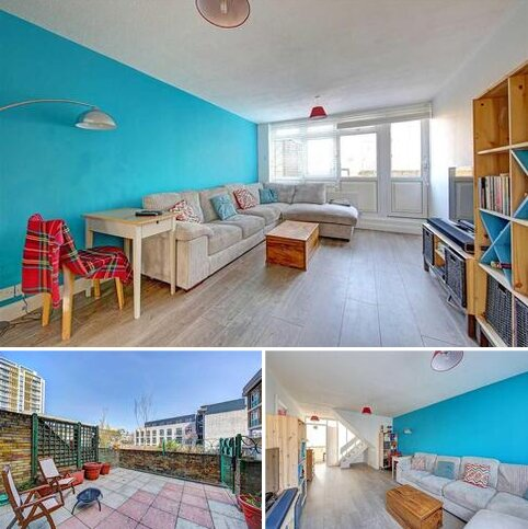 3 bedroom flat for sale - Stockwell Park Road, Brixton