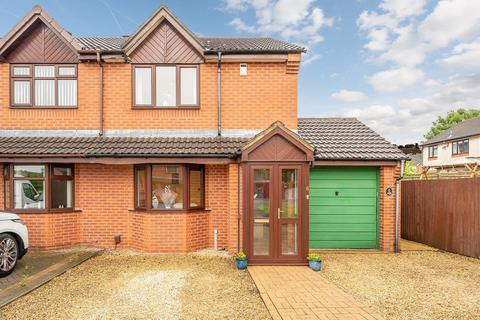 2 bedroom semi-detached house for sale - Fossil Drive , Rednal