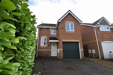 3 bedroom detached house for sale - Ellan Hay Road, Bradley Stoke
