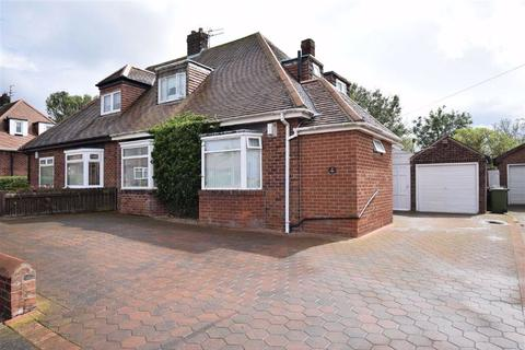 3 bedroom semi-detached bungalow for sale - Cleadon Hill Drive, South Shields