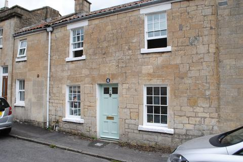 2 bedroom terraced house for sale - Greendown place , Combe Down, Bath BA2