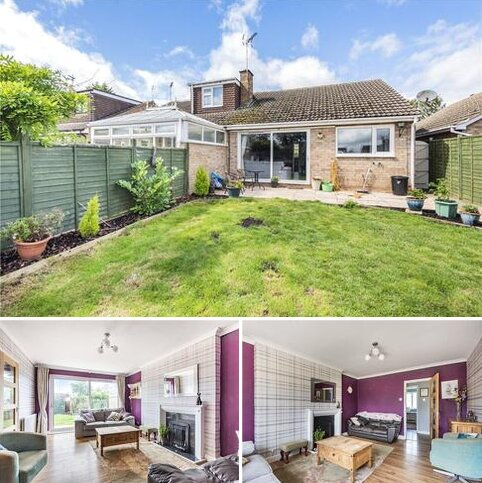 2 bedroom semi-detached bungalow for sale - Mays Way, Potterspury, Towcester, Northamptonshire