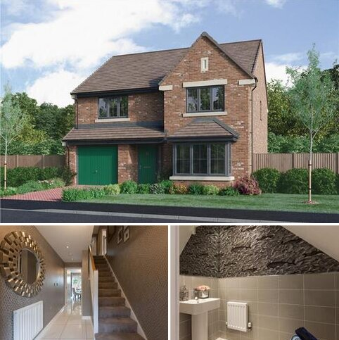4 bedroom detached house for sale - Plot 16, The Chadwick Alternative at Hurworth Hall Farm, Roundhill Road DL2