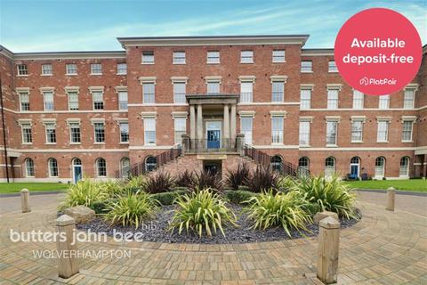 1 bedroom flat to rent - St George's Mansions, Stafford