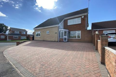4 bedroom detached house for sale - Biggin Hill Road, Evington, LE5
