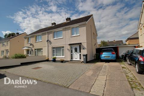 3 bedroom semi-detached house for sale - Pensarn Road, Cardiff