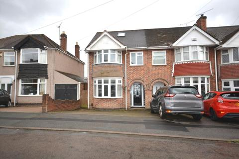 4 bedroom end of terrace house for sale - Dallington Road, Coundon, Coventry, CV6