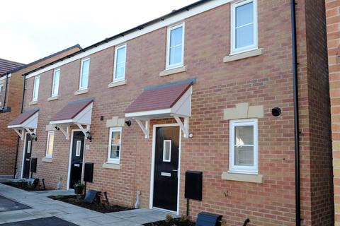 2 bedroom terraced house - Plot 62, The Morden   at Coverdale Phase 2, Luscombe Road TQ3