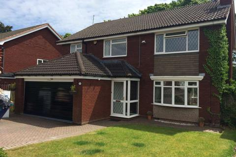 5 bedroom detached house to rent - St Andrews Road, Sutton Coldfield