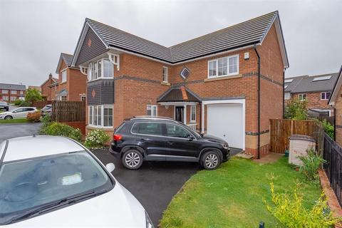 4 bedroom detached house for sale - Askrigg Close, Consett, DH8 7EF