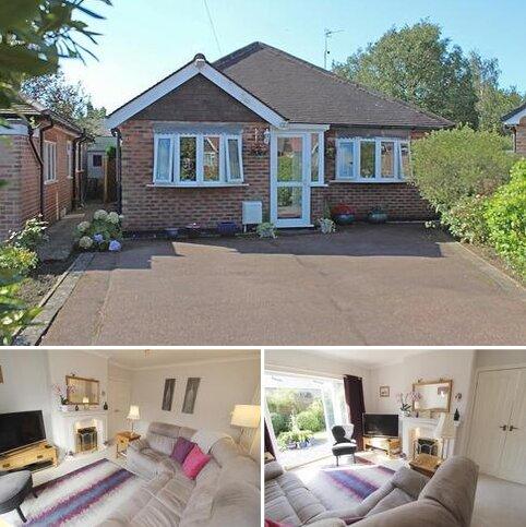 2 bedroom detached bungalow for sale - HAZEL GROVE (BELVOIR AVENUE)