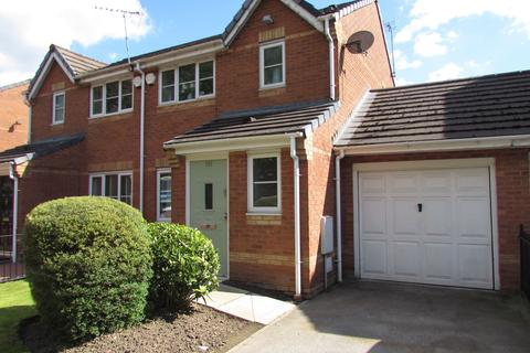 3 bedroom semi-detached house for sale - Greenbrow Road, Manchester, M23