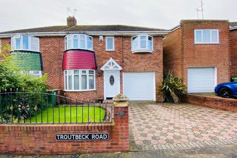 3 bedroom semi-detached house for sale - TROUTBECK ROAD, SEABURN, SUNDERLAND SOUTH