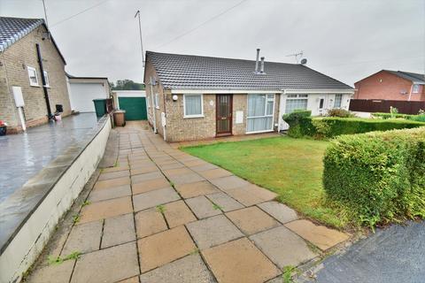 2 bedroom semi-detached bungalow for sale - Fabis Close, Swadlincote