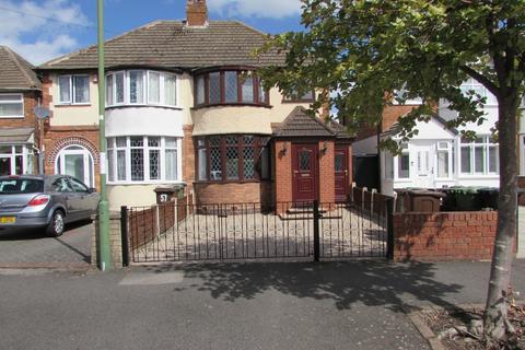 3 bedroom semi-detached house - Wellsford Avenue, Solihull