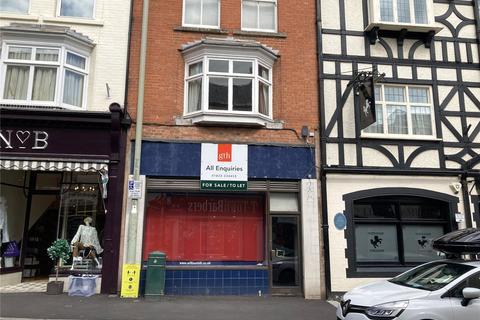 Shop for sale - Gold Street, Tiverton, Devon, EX16