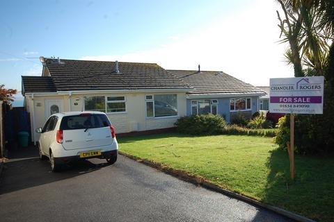 2 bedroom semi-detached bungalow for sale - Scandinavia Heights, Saundersfoot