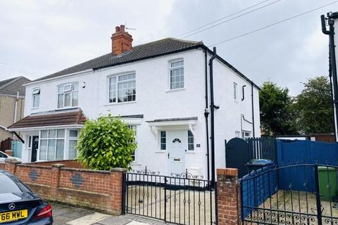3 bedroom semi-detached house for sale - MILLER AVENUE, GRIMSBY