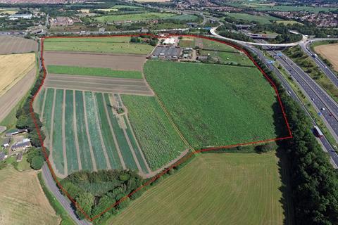 Farm for sale - Thorpe Lane Farm, Thorpe on the Hill, Wakefield, WF3 3BZ