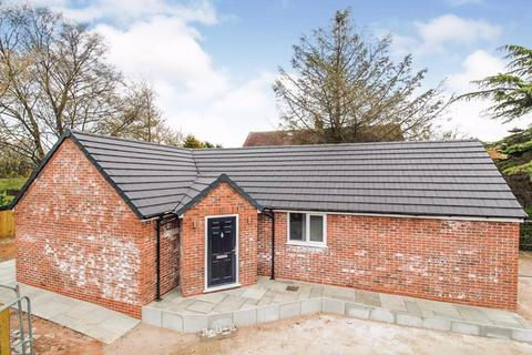 2 bedroom detached bungalow for sale - Jennys Way, Beech Avenue, Cheddleton, ST13