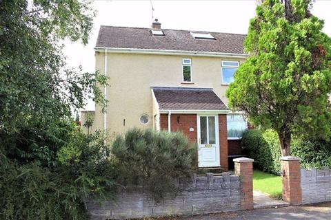 2 bedroom semi-detached house for sale - Cypress Avenue, West Cross, Swansea