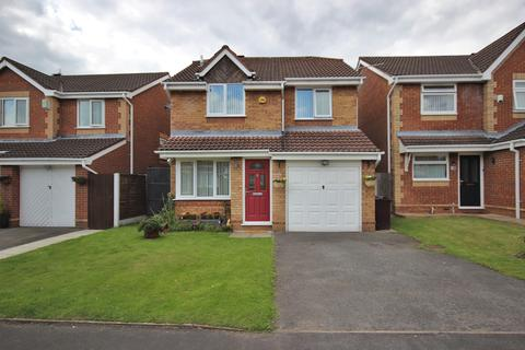 4 bedroom detached house for sale - Hastings Drive, Liverpool, L36
