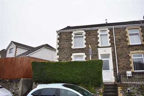3 bedroom end of terrace house - Vicarage Road, Morriston