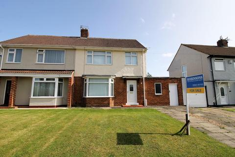 3 bedroom semi-detached house for sale - Ragpath Lane, Roseworth, Stockton-On-Tees