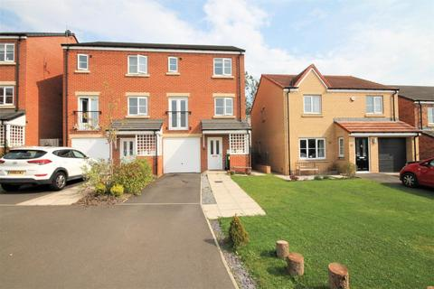 3 bedroom townhouse for sale - Wordsell Way, Shildon