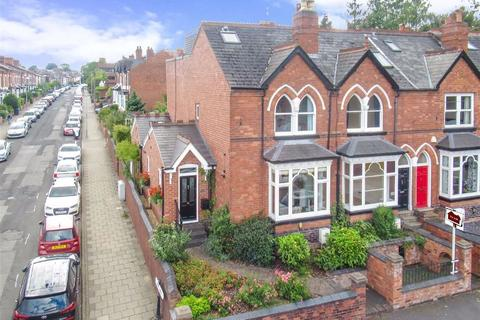 3 bedroom end of terrace house for sale - Park Hill Road, Harborne