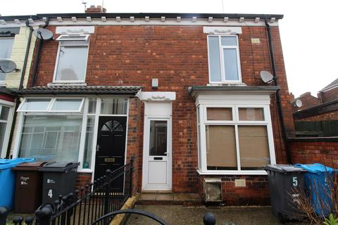 2 bedroom end of terrace house for sale - Carrington Avenue, Hull