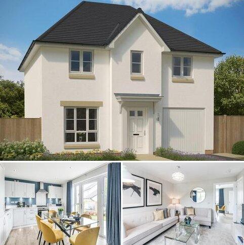 4 bedroom detached house for sale - Plot 122, Fenton at Barratt @ Heritage Grange, Frogston Road East, Edinburgh, EDINBURGH EH17
