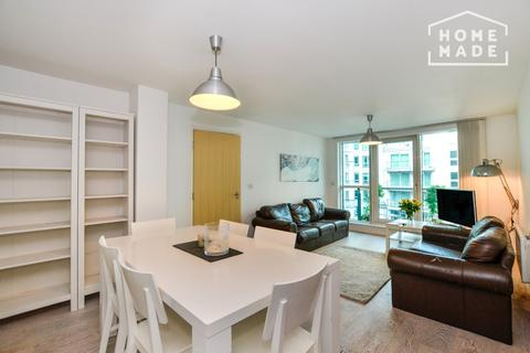2 bedroom flat to rent - St. George Wharf, Vauxhall, SW8