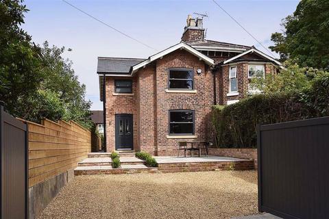 3 bedroom semi-detached house for sale - Trafford Road, Alderley Edge