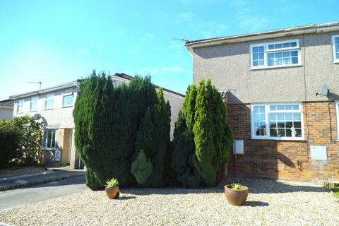 2 bedroom semi-detached house for sale - Easterly Close, Brackla, Bridgend CF31