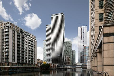 2 bedroom apartment for sale - Wardian, Canary Wharf, London, E14