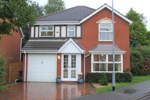 4 bedroom detached house for sale - Ffordd Derwen, Margam, Port Talbot