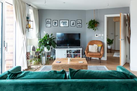 2 bedroom apartment for sale - Ivy Point, 5 Hannaford Walk, London, E3