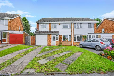 4 bedroom semi-detached house for sale - Hargrave Road, Shirley, Solihull