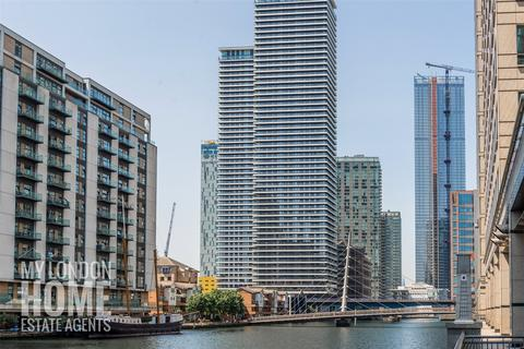 Studio for sale - The Wardian, West Tower, Marsh Wall, Canary Wharf, E14