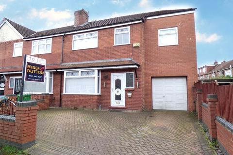 4 bedroom townhouse to rent - Grange Drive, Blackley, Manchester, M9