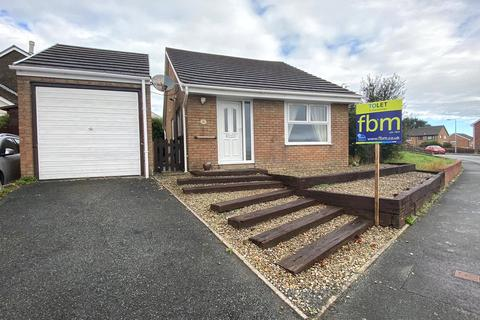 2 bedroom detached bungalow to rent - Keats Grove, Priory Park, Haverfordwest